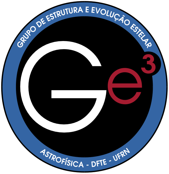Logo do GE<sup>3</sup>